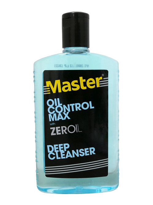 Master Oil Control Facial Cleanser