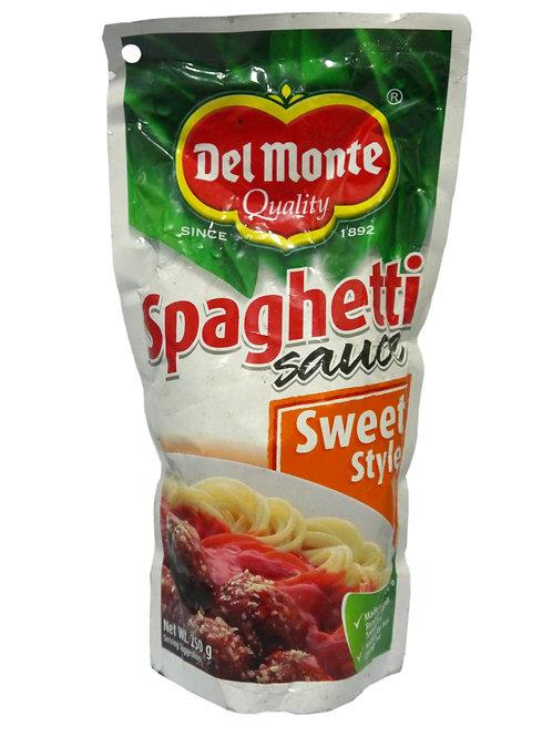 Del Monte Sweet Style Spaghetti Sauce