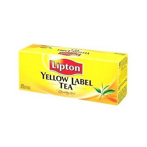 Lipton Yellow Label Tea 25's