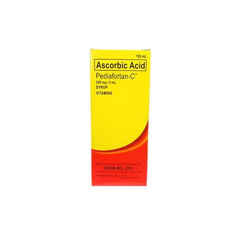 Pediafortan-C Syrup 120ml