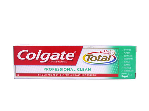 Colgate Toothpaste Professional Clean 80g