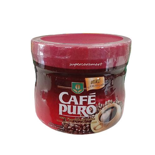 Cafe Puro 100g in Utility Jar
