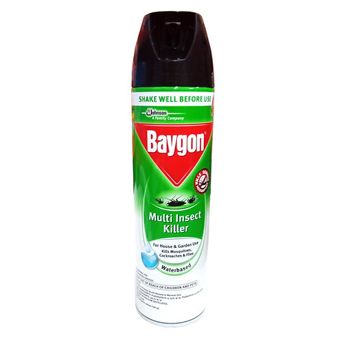 Baygon Multi Insect Killer Water-based 500ml