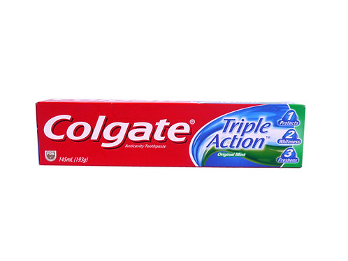 Colgate Triple Action Toothpaste 145ml