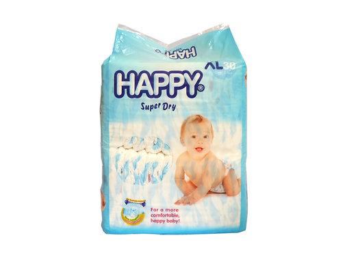Happy Super Dry XL 30s