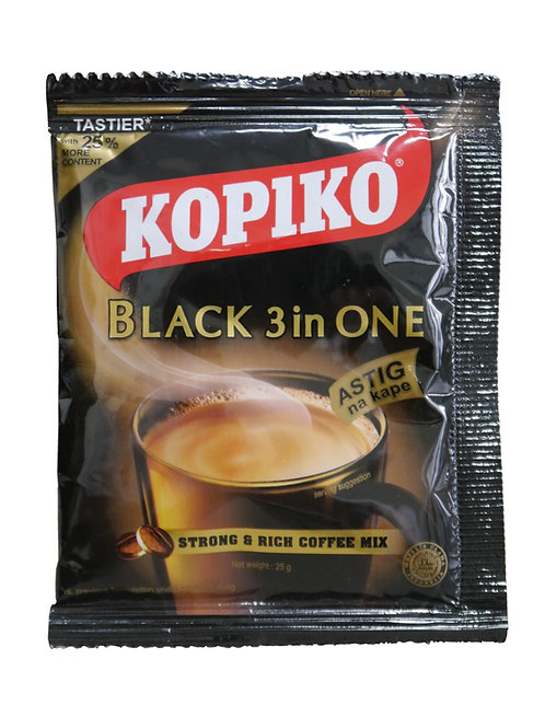Kopiko Black 12's