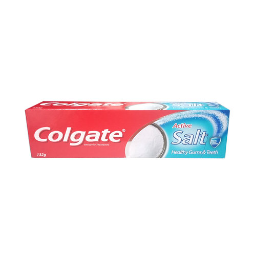 Colgate Active Salt Toothpaste 132g