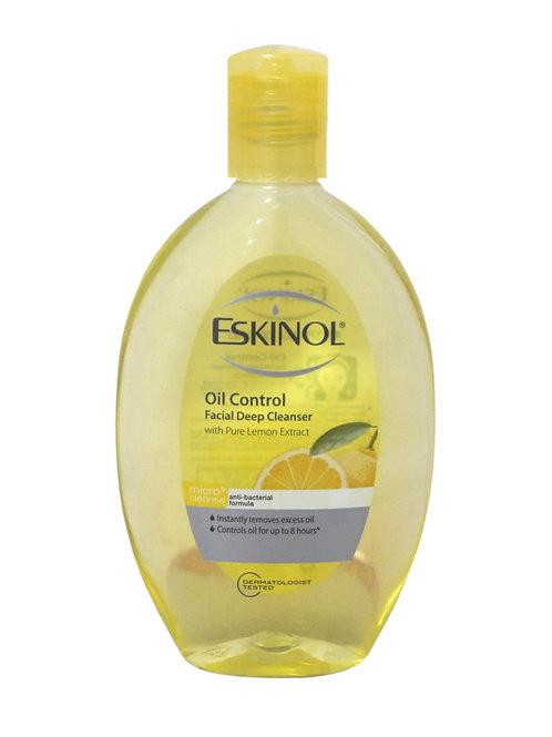 Eskinol Oil Control with Pure Lemon Extract 135ml
