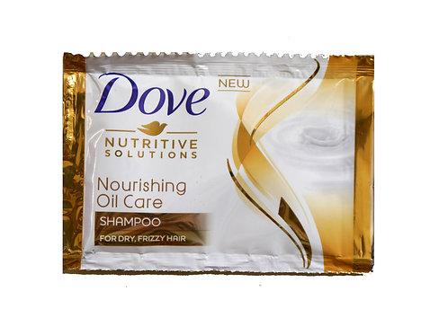 Dove Nourishing Oil Care Shampoo 12sachets