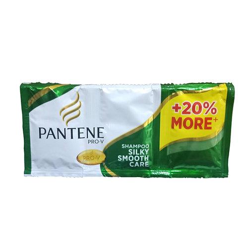 Pantene Silky Smooth Care Shampoo 12s