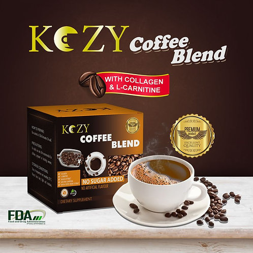 KOZY Coffee Blend