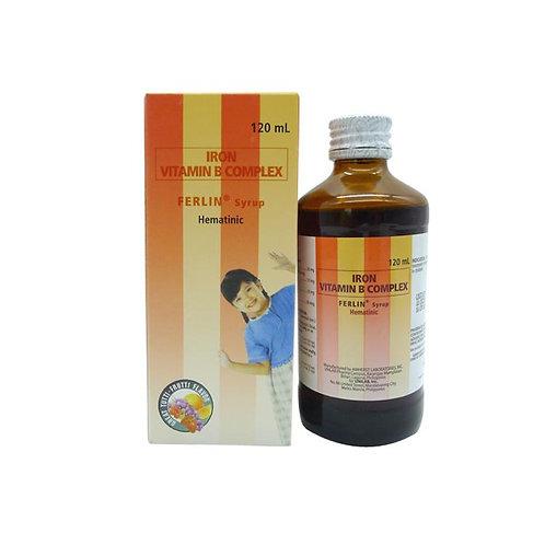 Ferlin Syrup 120ml