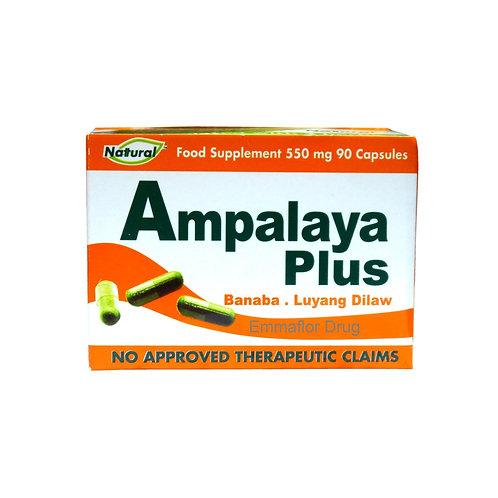 Ampalaya Plus 550mg