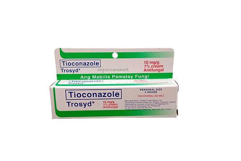 Tioconazole Trosyd 5g