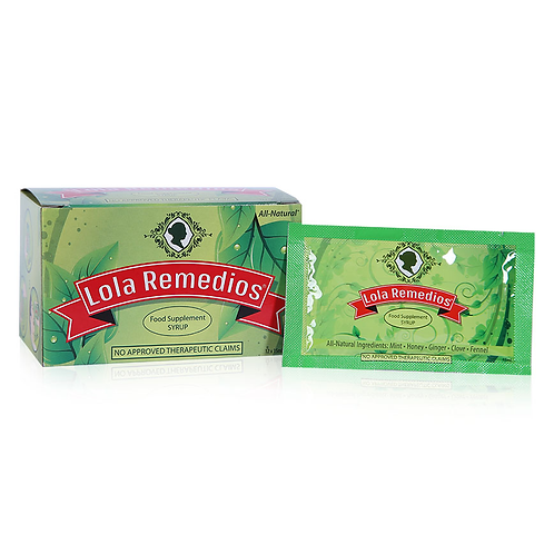 Lola Remedios 12s