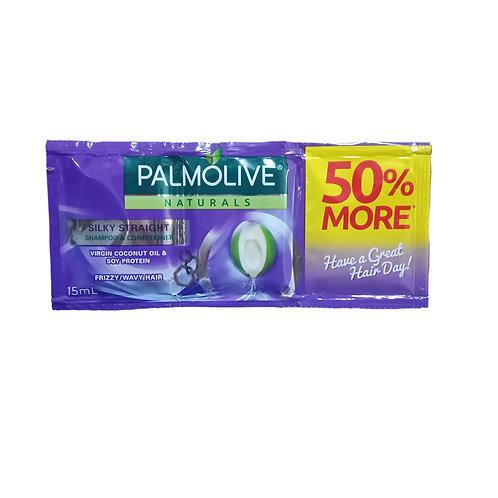 Palmolive Silky Straight Shampoo 12s