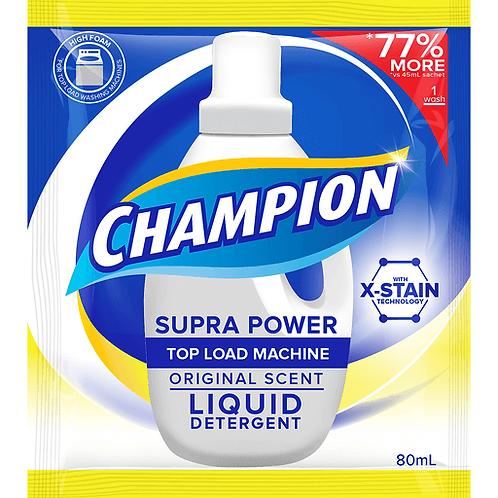 Champion Supra Liquid Detergent 80ml