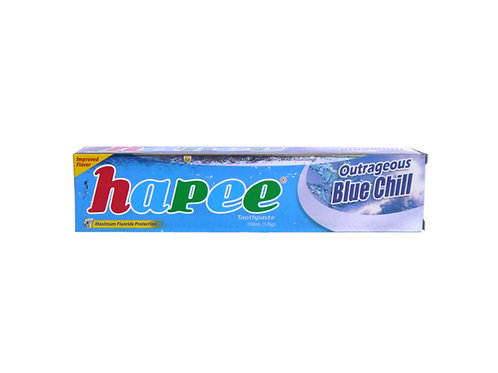 Hapee Toothpaste Blue Chill 100ml
