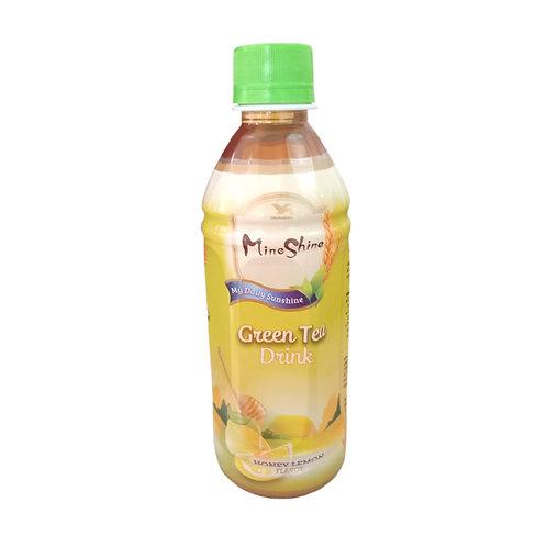 Mine Shine Green Tea Honey Lemon 350ml