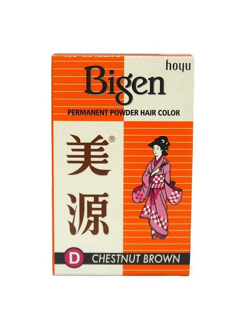 Bigen Chesnut Brown