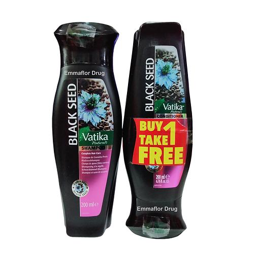 Vatika Black Seed Shampoo 200ml