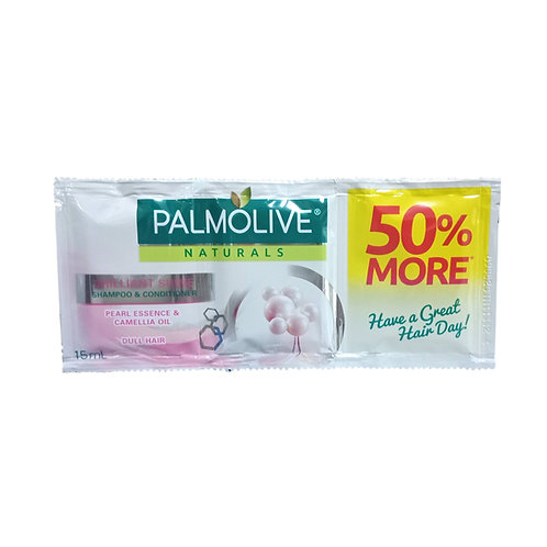Palmolive Brilliant Shine Shampoo 12s