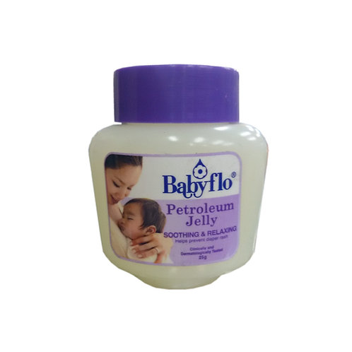 Baby Flo Soothing and Relaxing Petroleum Jelly 25g