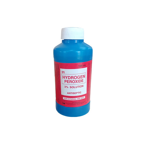 IPI Hydrogen Peroxide 120ml