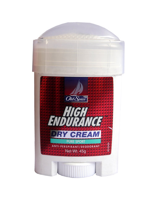High Endurance Dry Cream Pure Sport 45g