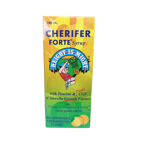 Cherifer Forte Syrup 240ml
