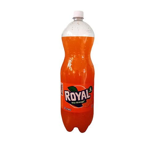 Royal Tru Orange 2Liters