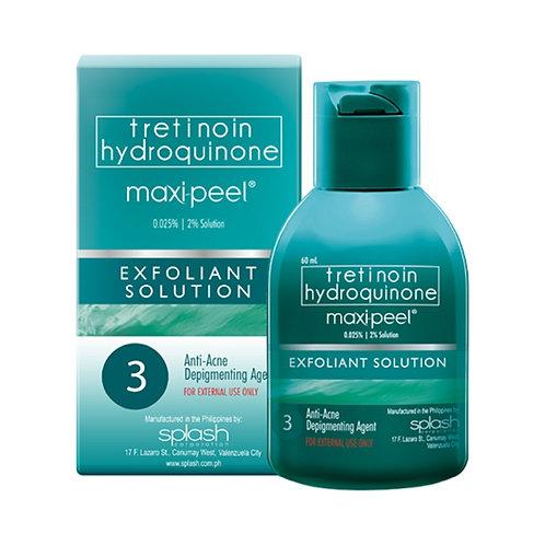 Maxipeel Exfoliant Solution #3
