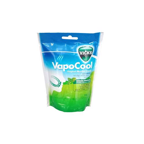 Vicks Vapocool Original Candy 24's