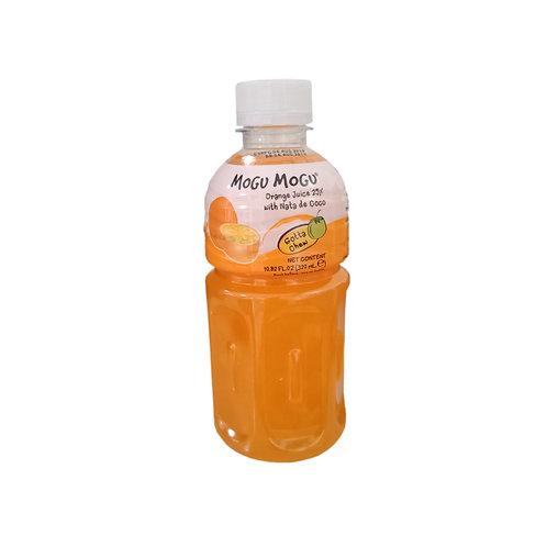 Mogu Mogu Orange with Nata de Coco 320ml
