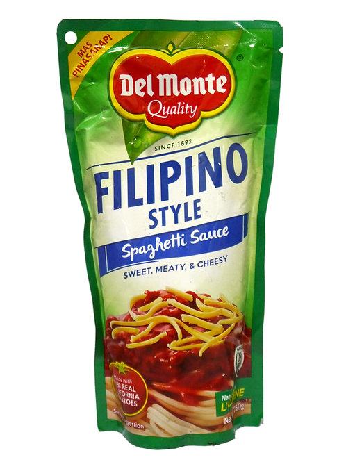 Del Monte Filipino Style Spaghetti Sauce 250g