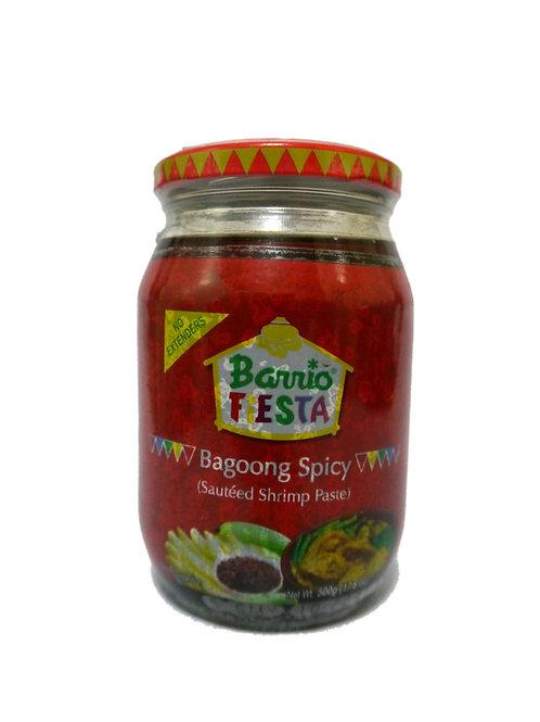 Barrio Fiesta Bagoong Spicy 500g