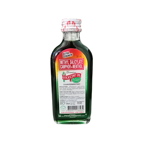 Efficascent Oil Extra Strenght 50ml