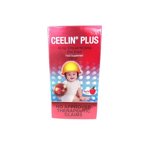 Ceelin Plus Drops Apple Flavor 15ml