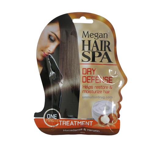 Megan Hair Spa Dry Defense 40ml