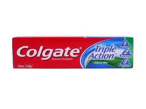 Colgate Triple Action Toothpaste 95ml