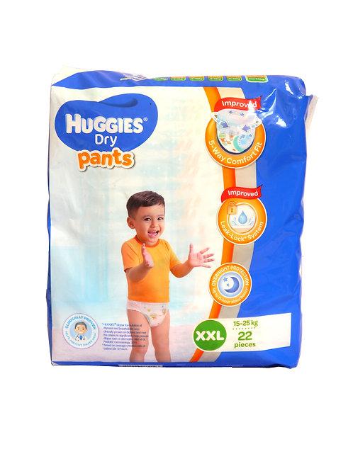 Huggies Dry Pants XXL 22s