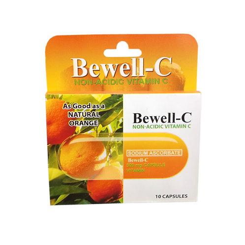 Sodium Ascorbate Bewell-C 10's