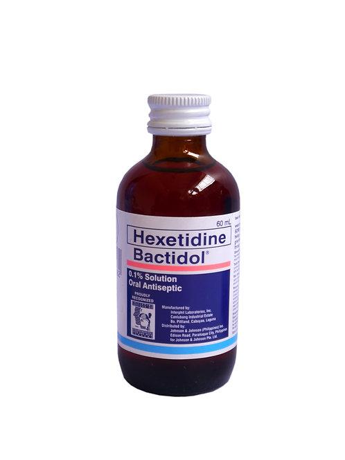 Bactidol Oral Antiseptic 60ml