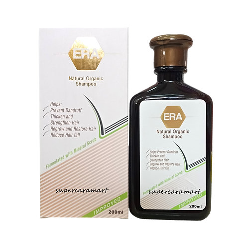 Era Nature's Organic Shampoo 200ml