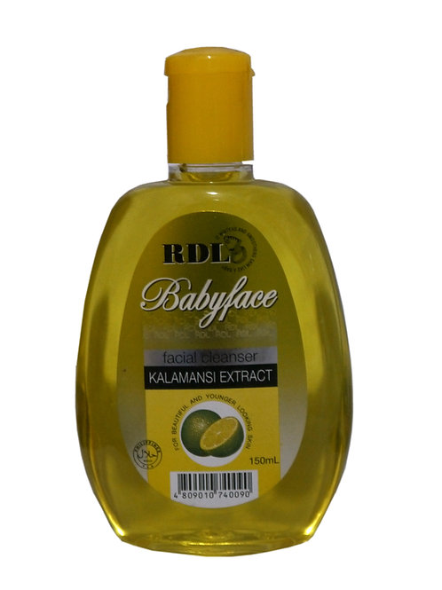 RDL Facial Cleanser Kalamansi Extract 150ml