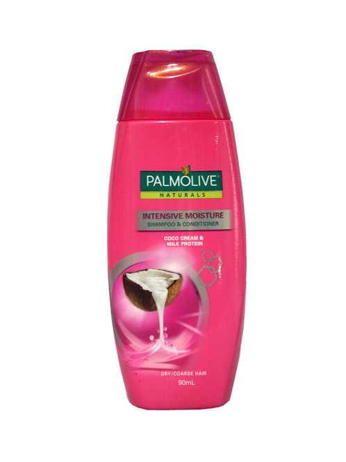 Palmolive Intense Moisture Shampoo and Conditioner 90ml