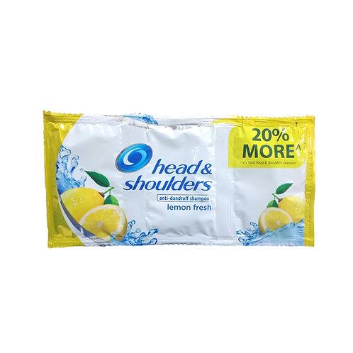 Head and Shoulders Lemon Fresh Shampoo