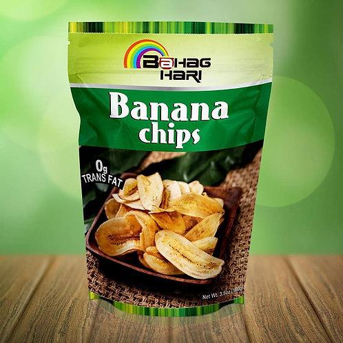 Bahaghari Banana Chips