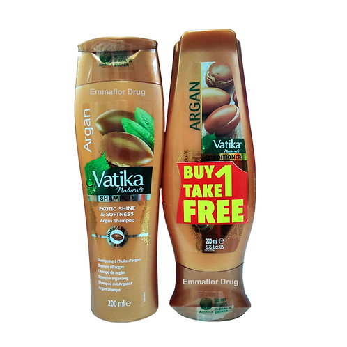 Vatika Argan Oil Shampoo 200ml