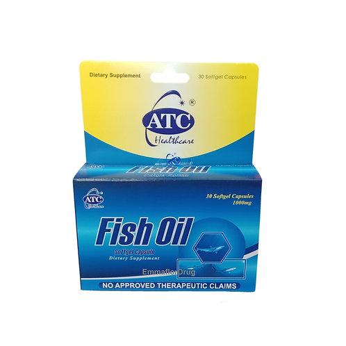 ATC Fishoil Capsule